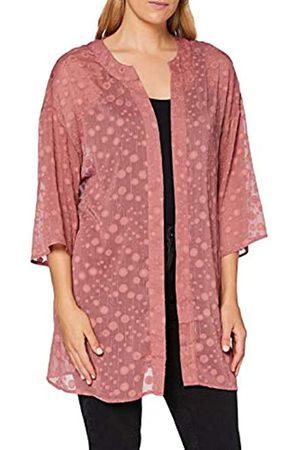 Carmakoma Damen Strickpullover - Womens, Kimono, (Withered Rose)