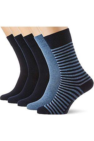 Schiesser Herren Socken & Strümpfe - Herren Multipack 5 Pack Herrensocken Strümpfe Socken
