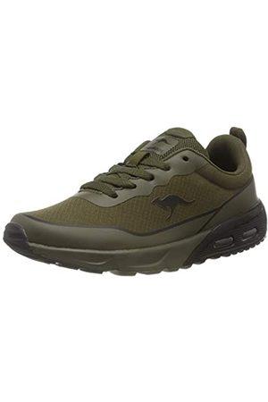 KangaROOS KangaROOS KX-3500 Sneaker, Olive/Jet Black 8010