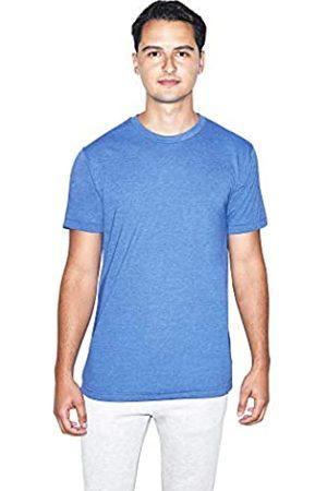 American Apparel Unisex-Erwachsene 50/50 Crewneck Short Sleeve, 2-Pack T-Shirt