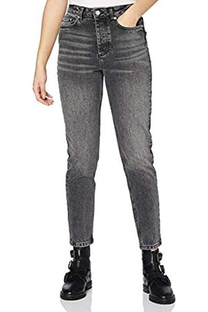 Pieces PIECES Damen PCSCARLETT Slim HW ANK MG732-BA BC Jeans