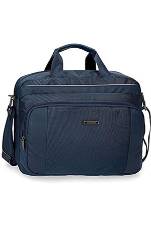 MOVOM Movom Clark Anpassbare Laptop-Aktentasche mit zwei Fächern 40x30x11 cms Polyester 15