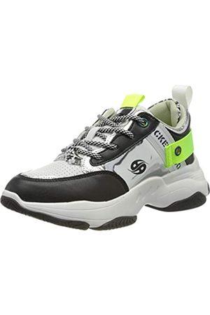 Dockers Damen 46AC201-610121 Sneaker, ( /Hellgrau 121)