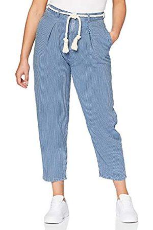 Benetton Damen Pantalone+Cintura Straight Jeans