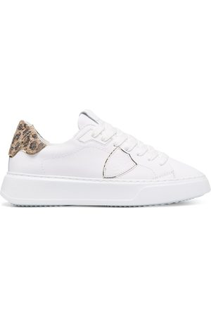 Philippe model Sneakers mit Leopardenmuster