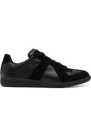 Maison Margiela Herren Sneakers - Slip-On-Sneakers mit Kontrastbesatz