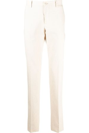 Etro High-waist tailored trousers - Nude