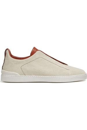 Ermenegildo Zegna Zweifarbige Sneakers