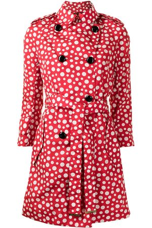 LOUIS VUITTON Pre-owned Dots Infinity Trenchcoat