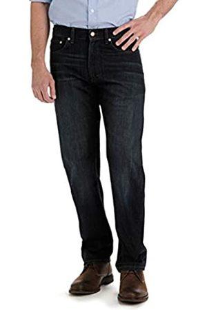 Lee Herren Big & Tall Custom Fit Relaxed Straight Leg Jeans