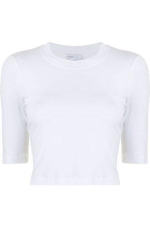 ROSETTA GETTY Damen Shirts - 3/4 sleeve cotton T-shirt
