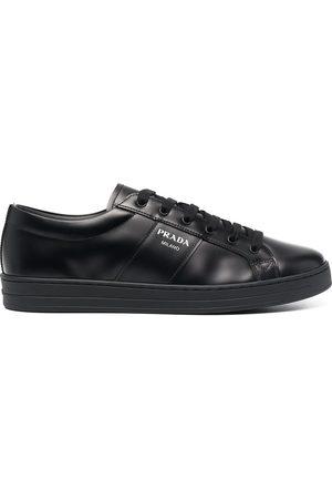 Prada Logo-print low-top sneakers