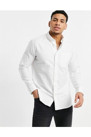 Selected – Oxford-Hemd in Weiß