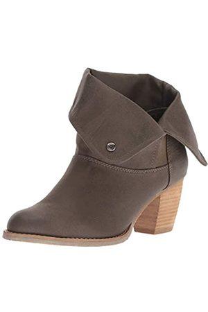 Sbicca Women's APPLEWOOD Ankle Boot, Dark