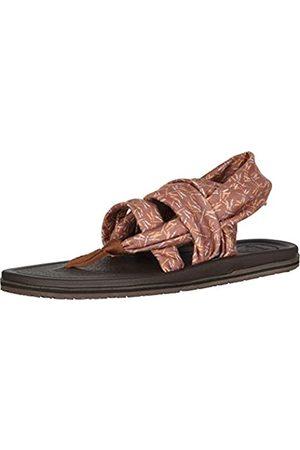 Sanük Damen Yoga Sling 3 Prints Sandale