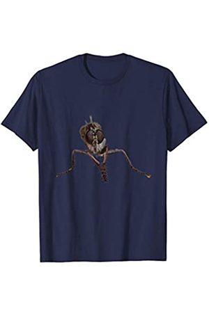 Fliege Insekt Geschenk für Frau und Mann Junge Süße Fliege Fruchtfliege Insekt Insekten Geschenk Kinder T-Shirt