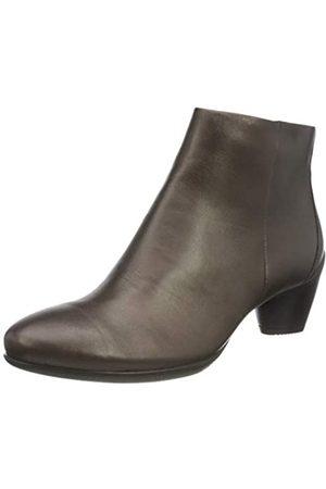 Ecco ECCO Damen Sculptured 45 Ankle Boot, Metallic (Shale METALLIC)