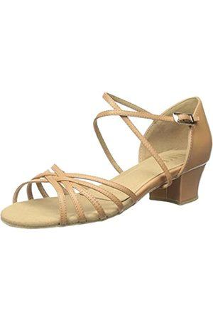 Bloch Dance Unisex-Erwachsene Annabella Ballroom Schuh, (Natur)