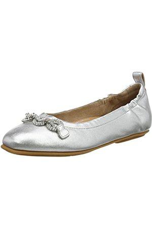 FitFlop Damen Allegro Ballerina - Crystal Chain Ballerinas