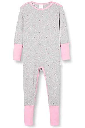 Schiesser Mädchen Schlafanzüge - Baby-Mädchen Anzug mit Vario Kleinkind-Schlafanzüge 68