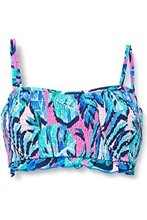 Pour Moi Damen Free Spirit Strapless Underwired Top Bikini