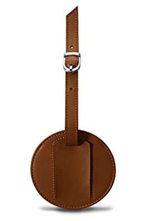 Lucrin Lucrin - Runder Gepäckanhänger (9 cm) - - Glattleder