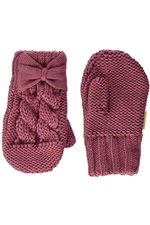 Steiff Mädchen Handschuhe - Mädchen mit süßer Teddybärapplikation Handschuhe