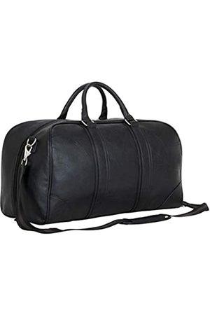 Ben Sherman Ben Sherman Reisetasche aus veganem Leder, mit Reißverschluss, 50