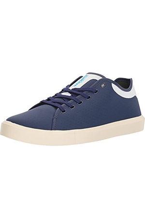 Native Damen Monte Carlo Sneaker, Regatta Blue Ct/Bone /XL