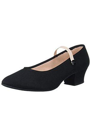 Bloch Women's Tempo Accent Dance Shoe, Black