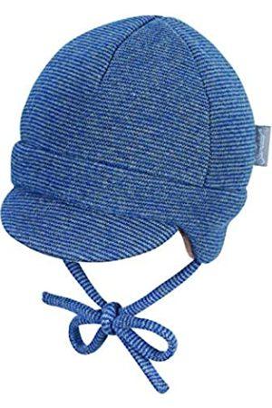 Sterntaler Jungen Hüte - Jungen Schirmmütze für Babys und Kleinkinder, Blau