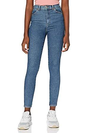 Dr Denim Damen Cropped - Damen Moxy Jeans