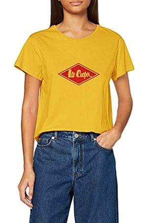 Lee Cooper Damen Diamond Logo Tee T-Shirt