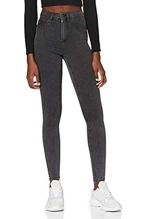 Noisy May Damen Skinny - Damen NMCALLIE HW Skinny Jeans VI069DG NOOS Hose