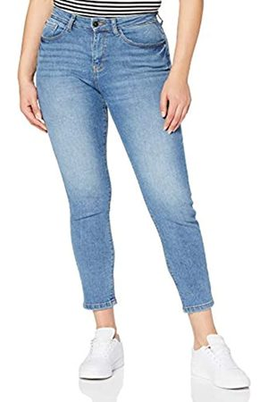 JDY Damen NEWTYSON Life Girlfriend LB DNM NOOS Jeans, Light Blue Denim