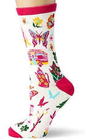 Hatley Damen Crew Set Lssige Socken