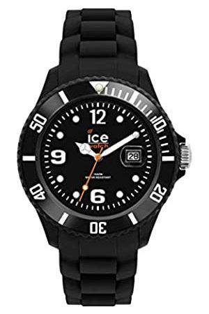 Ice-Watch ICE forever Black -e Herren/Unisexuhr mit Silikonarmband - 000133 (Medium)