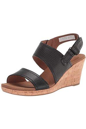 Rockport Damen Briah Asym 2 Piece Sandale mit Absatz