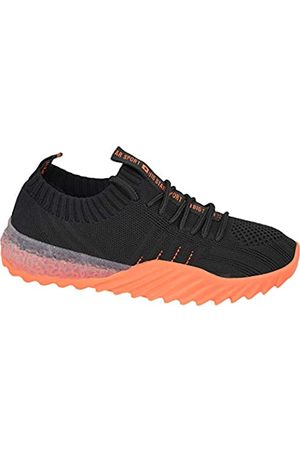 Big Star Damen FF274342_36 Sneakers, Black