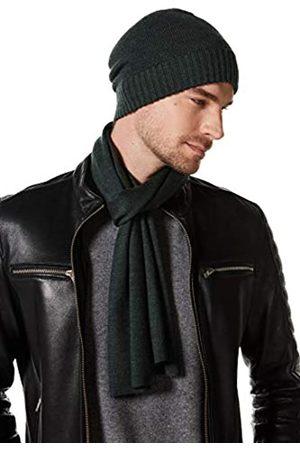 EURKEA Schal aus 100 % Merinowolle, für den Winter