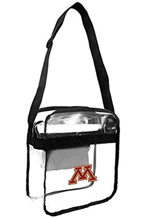 Littlearth NCAA Minnesota Goldene Gophers Umhängetasche, transparent, Unisex-Erwachsene, NCAA
