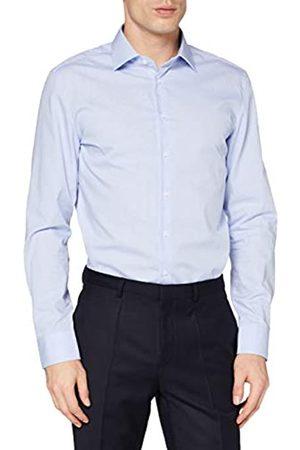 Seidensticker Herren Shirts - Herren Business Hemd Slim Fit