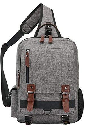 El-fmly Messenger Crossbody Sling Boy Bag Fashion Outdoor Reise Schultertasche Laptop Leichter Rucksack für Herren