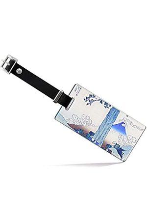 OUTIN Hokusai katsushika No29 Gepäckanhänger