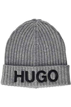 HUGO BOSS Mens Unisex-X565-2 Beanie Hat