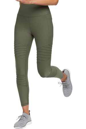 Eddie Bauer Damen Leggings - Trail Tight Leggings - High Rise - mit Einsätzen Damen Gr. XS