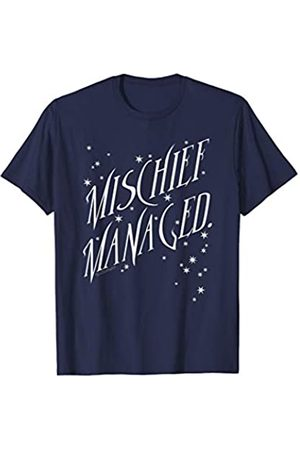 Harry Potter Harry Potter Mischief Managed Quote T-Shirt