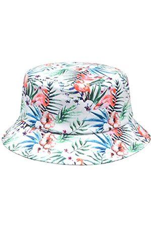 Hatphile Hatphile modischer Hut für Damen und Herren - Weiß - large