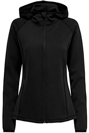 Only Play Female Sportjacke Einfarbiges MBlack