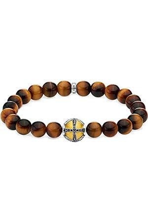 Thomas Sabo Thomas Sabo Unisex-Armband Kreuz gold 925 Sterlingsilber gelbgold vergoldet A1929-849-2-L16